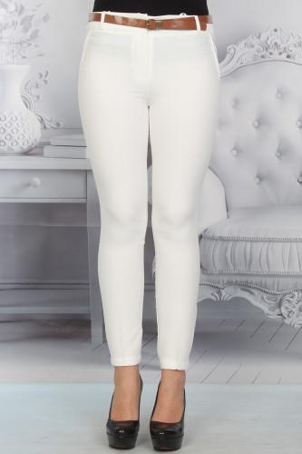 - Bilek Boy pantolon-0531Beyaz