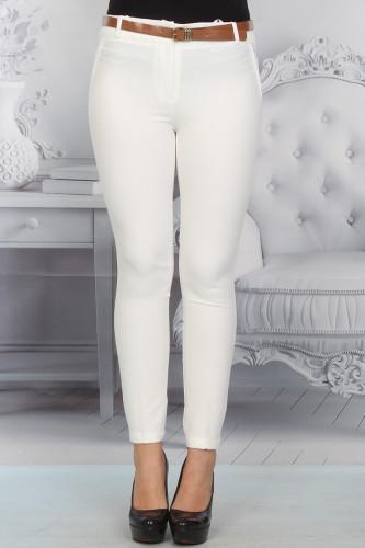 - Bilek Boy pantolon-0531Beyaz (1)