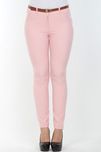 - Bilek Boy pantolon-0531Pudra