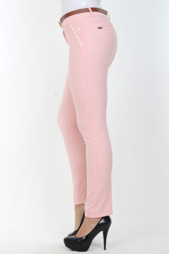 - Bilek Boy pantolon-0531Pudra (1)
