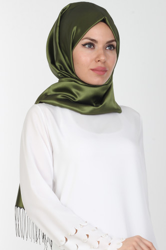 Modaebva - Kardelen Şal-Kına Yeşili500