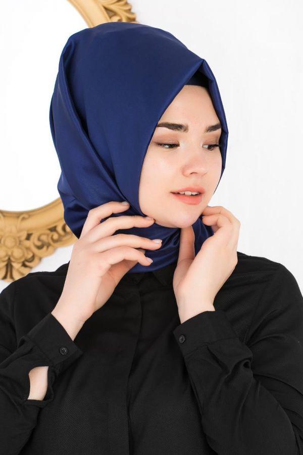 Senem Tafta Şal-1140 Mavi
